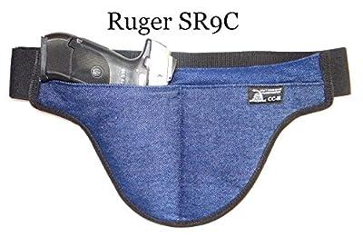 MEDIUM - Second Generation Deep Concealed Crotch Carry Handgun Holster