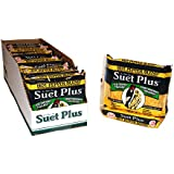 Suet Plus Hot Pepper Blend Suet Cake, Case of 12