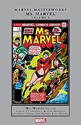 Ms. Marvel Masterworks Vol. 1 (Ms. Marvel (1977-1979))