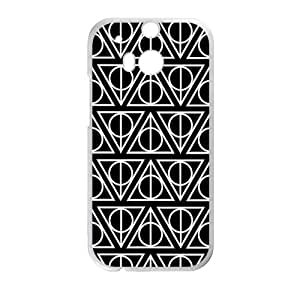 Simple triangle pattern Cell Phone Case for HTC One M8