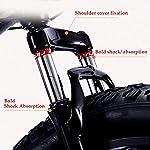 Alta-qualit-2426-Pollici-ampliato-e-ispessite-Tire-Mountain-Bike-motoslitta-Una-Ruota-Freno-a-Disco-Ammortizzatore-Biciclette-di-Uomini-Donne-Studenti-Color-Orange-Size-24-inch