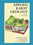 img - for Applied Karst Geology Sinkholes & Engin book / textbook / text book