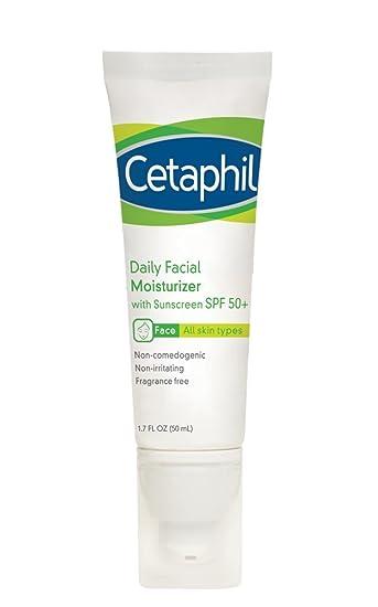 sunscreen and moisturiser
