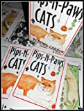 Cats Pips and Paws Semi-Transformational Playing Cards featuring Kitty Cats with Hidden Images