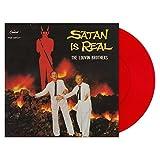 Satan Is Real Hellfire Red Vinyl