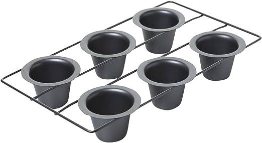 Chicago Metallic 26562 Non Stick 6-Cup Popover Pan