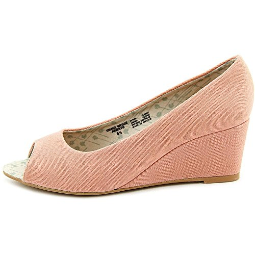 Toe Movmt Wedge Heel Women 9 Abierto Open US Wedge Grace Pink 88rqTR4W