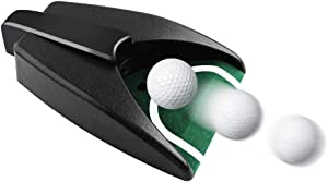 Dioche Golf Automatic Putting Cup, Golf Putting Hole Auto Return Ball for Indoor Outdoor Golf Practice