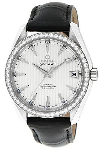Omega Seamaster Aqua Terra Diamond Pure Gold 231.58.39.21.52.001
