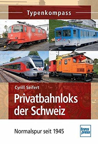 Privatbahnloks der Schweiz: Normalspur seit 1899 (Typenkompass)