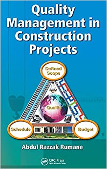 Quality Management in Construction Projects (Systems Innovation Book Series)