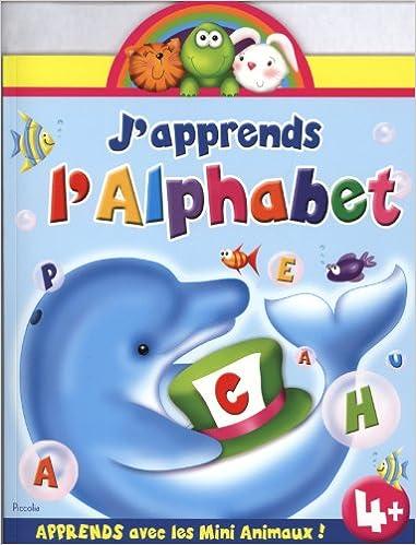 Livres gratuits J'apprends l'alphabet pdf, epub ebook