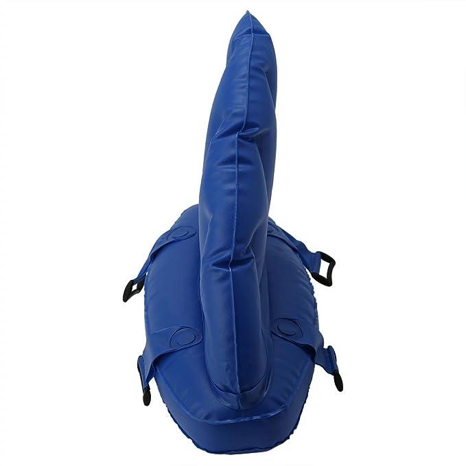 Flotador para Niños Forma de Aleta de Tiburón - Flotador Hinchable para Niñas: Amazon.es: Juguetes y juegos