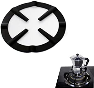 Warmshine Iron Gas Stove Cooker Plate Coffee Pot Stand Reducer Ring Holder