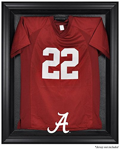 NCAA - Alabama Crimson Tide Framed Logo Jersey Display Case by Sports Memorabilia