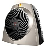 Personal Indoor/Outdoor Compact Size Vortex Heater that Perfectly Fits Easily On or Under Desktops/Tabletops with Automatic Safety Shut-Off System, Vortex Heat Circulation for Small/Personal Spaces