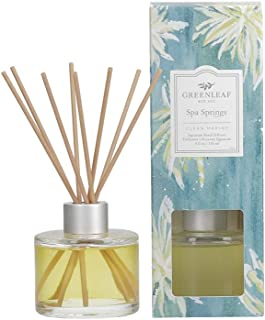 product image for Greenleaf Signature Reed Diffuser - Spa Springs - Lasts Up to 30 Days - Made in The USA