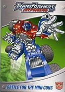 Battle For The Mini-Cons - TransFormers Armada 2007