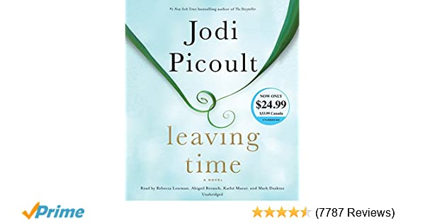 Amazon com: Leaving Time: A Novel (9780525492825): Jodi