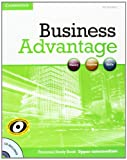 Business Advantage Upper-Intermediate Personal Study Book, Joy Godwin, 052128130X