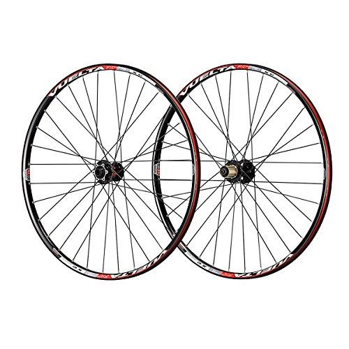 Vuelta MTB XC Wheel Set, Black, 29-Inch