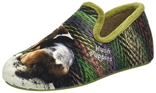 Hush Puppies Damen Sun Unten Vert (Vert)