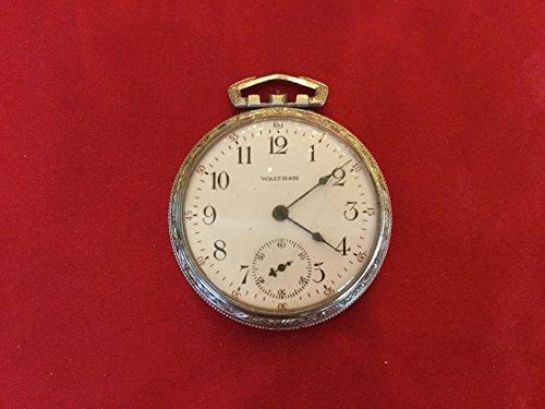 (19th Century Waltham Pocket Watch)