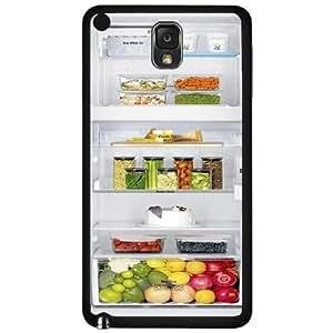 Open Refrigerator Hard Snap on Case (Galaxy Note 3 III)