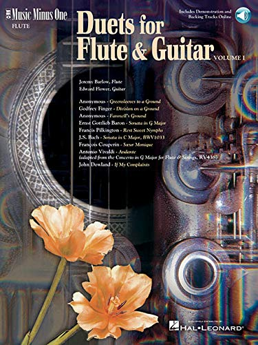 Duets for Flute and Guitar - Volume 1: 2-CD - Flute Guitar Duets