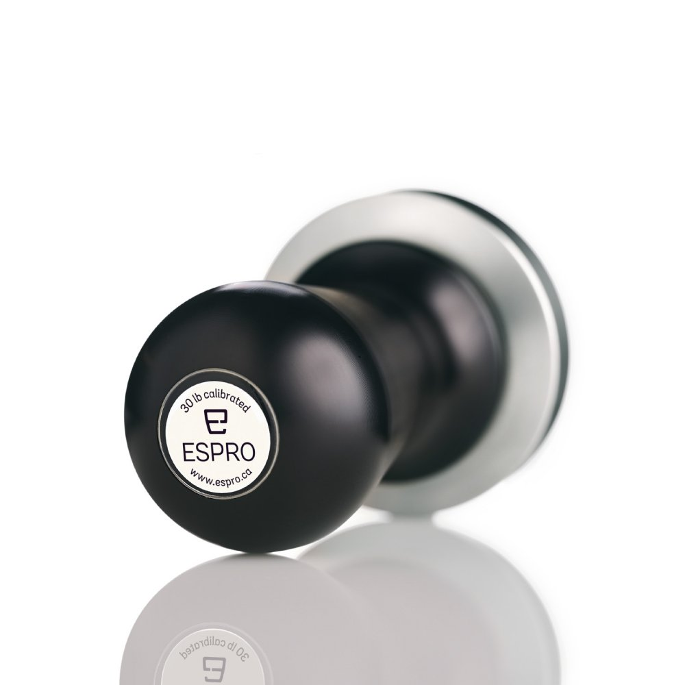 Espro 3058F Calibrated Flat Tamper, Black, 58 mm by Espro (Image #2)