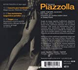 Piazzolla: Tango - Concerto pour Bandoneon