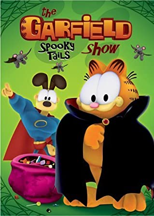 Garfield Show Spooky Tails By Amazon Fr Dvd Blu Ray