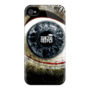 Protector Hard Phone Cases For Iphone 6plus (XTy7449VLfM) Allow Personal Design Trendy Suicide Silence Pictures