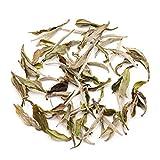 Oriarm 250g Bai Mu Dan White Tea Loose Leaf, Fuding White Peony Tea Mingqian 1st Grade