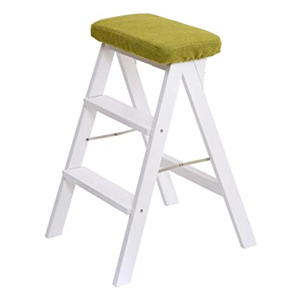 Phenomenal Amazon Com Lxf Step Stool Ladders Stools Folding Kitchen Gmtry Best Dining Table And Chair Ideas Images Gmtryco