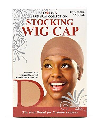 Box Stocking - 100 Value-Pack Premium-Collection Wig Caps (Multi-Pack)