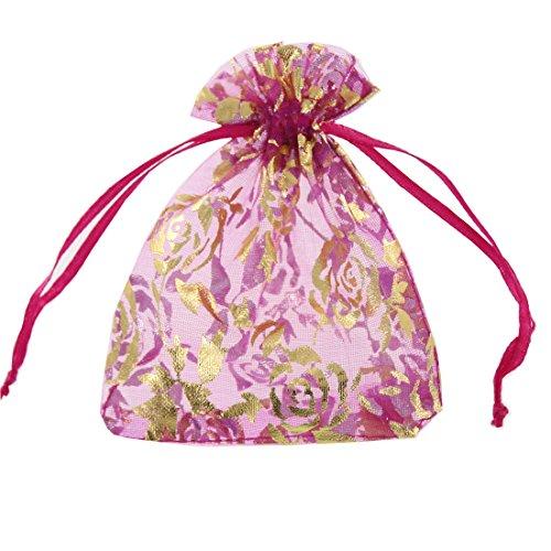 4 1/2 Jewelry Bags - 8