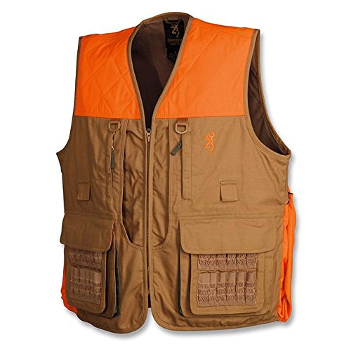 Browning Upland Vest, Field Tan, Large