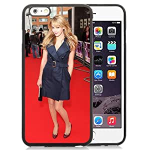 Unique Designed Cover Case For iPhone 6 Plus 5.5 Inch With Keeley Hazell Girl Mobile Wallpaper(2) Phone Case