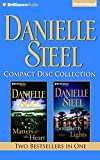 img - for Danielle Steel CD Collection 3: Matters of the Heart, Southern Lights book / textbook / text book