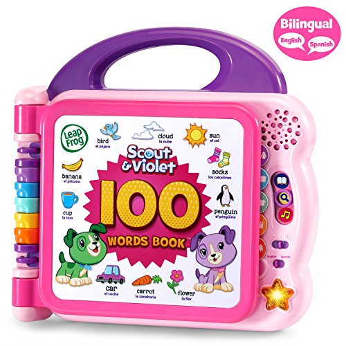 LeapFrog Scout and Violet 100 Words Book (Amazon Exclusive) by LeapFrog (Image #1)