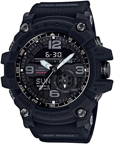 CASIO G-SHOCK 35th Anniversary BIG BANG BLACK MUDMASTER GG-1035A-1AJR MEN S JAPAN IMPORT