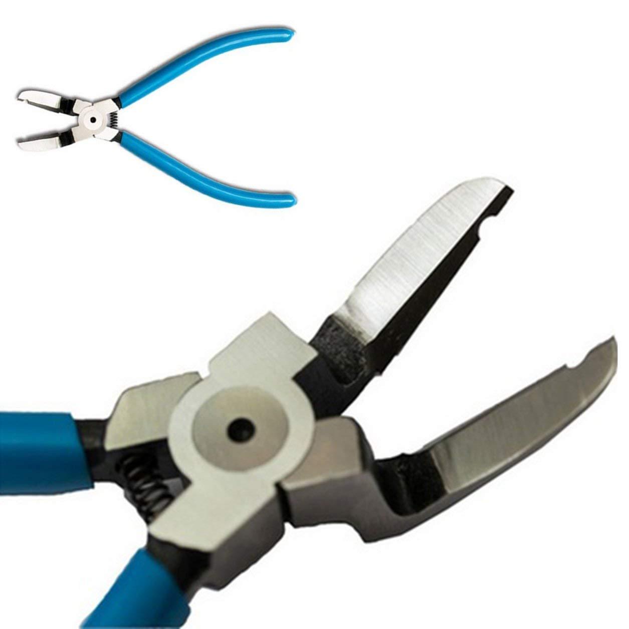La eliminación remaches hebilla de abrazadera del clip del ...