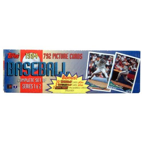 MLB 1994 Topps Factory Set