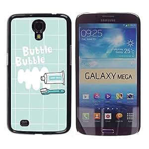 Dragon Case - FOR Samsung Galaxy Mega 6.3 - So many fake people - Caja protectora de pl??stico duro de la cubierta Dise?¡Ào Slim Fit