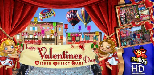 Happy Valentines Day - Hidden Objects Game [Download]