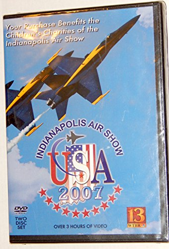 Indianapolis Air Show 2007 Blue Angels & U.S. Army Sky Soldiers 3 - Angels Air Blue Show