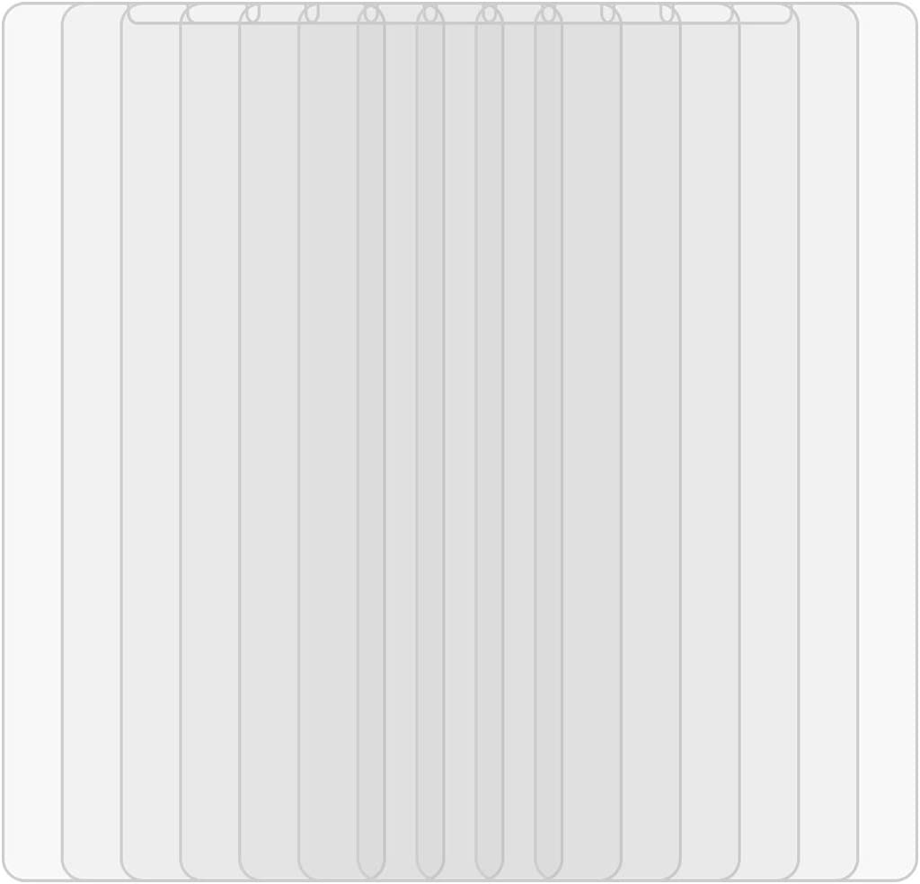 YSH Cell Phone Accessories 100 PCS 0.26mm 9H 2.5D Tempered Glass Film for LG Q9 Screen Protector for LG