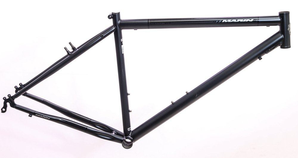 17'' Marin 29er Hamilton Urban / City Bike Chromoly Frame Black Rim Brake NEW