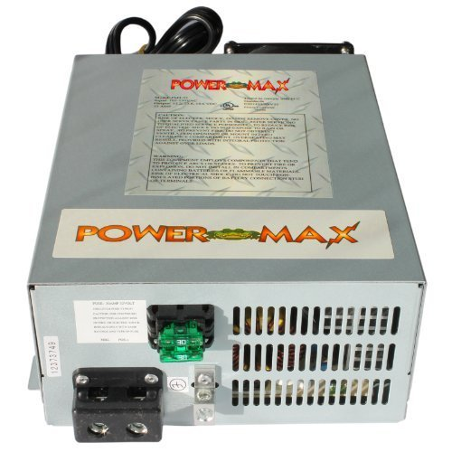 PowerMax PM3-100 110V to 12V DV Power Supply Converter Charger for RV 100 Amp